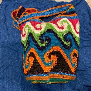 Oaxaca hand made purse